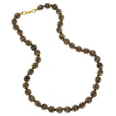 Sommerso Necklace - Black