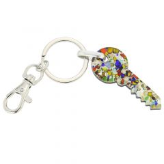 Key to Murano Keychain #4