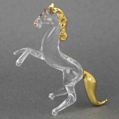 Murano Glass Wild Horse