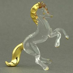 Murano Glass Small Wild Horse