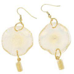 Aria Veneziana earrings - Gold