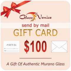 $100 GlassOfVenice Gift Certificate