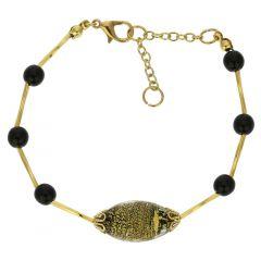 Golden Glow Bracelet - Summer Night