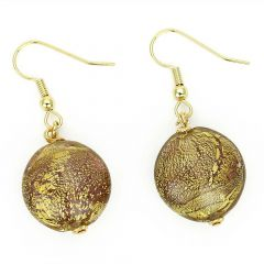 Ca D'Oro Earrings - Purple