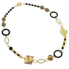 Notte D'Oro Necklace