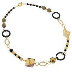 Notte D'Oro Necklace