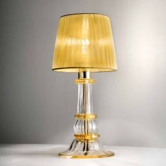 Parigi Murano Glass Table Lamp