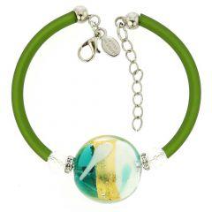 Venice Diva Bracelet - Aqua