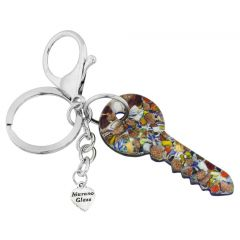 Key to Murano Keychain #1