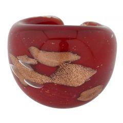 Murano Millefiori Ring #5