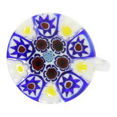 Murano Millefiori Ring #6