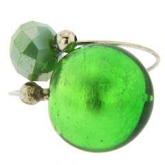 Lagoon Reflections Ring - Green