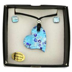 Venetian Reflections Jewelry Set #9