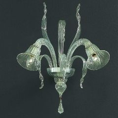 Maurin Murano Glass Sconce