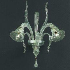 Maurin Murano Glass Sconce