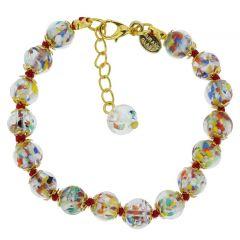 Sommerso Bracelet - Multicolor Confetti