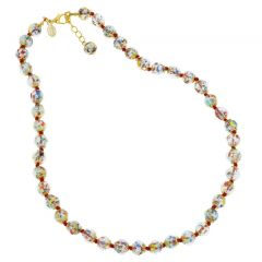 Sommerso Necklace - Multicolor Confetti