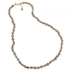 Sommerso Long Necklace - Multicolor Confetti