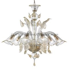 Laguna series Chandelier 6 lights