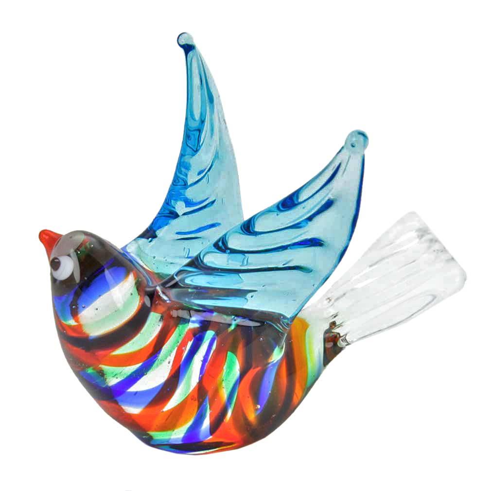 Striped Glass dove