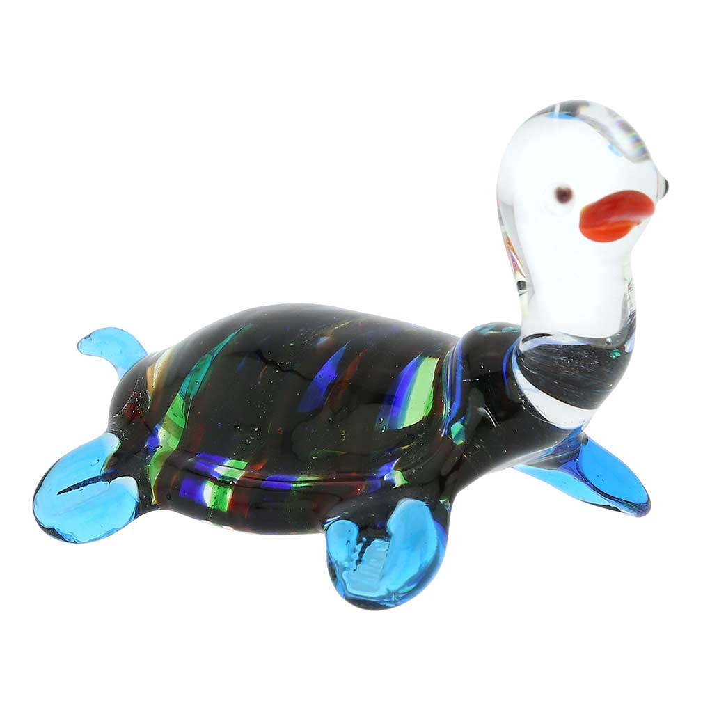 Striped Glass Turtle