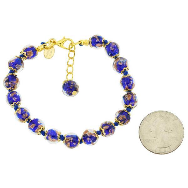 Sommerso Bracelet - Navy Blue