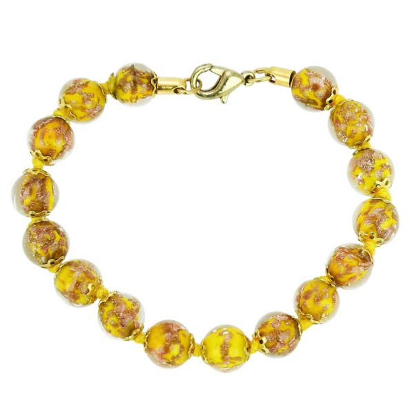 Sommerso Bracelet - Yellow
