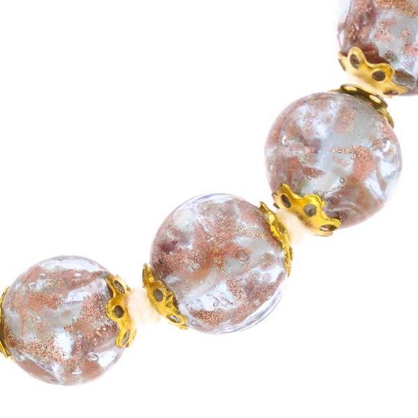 Sommerso Bracelet - Ice Champagne