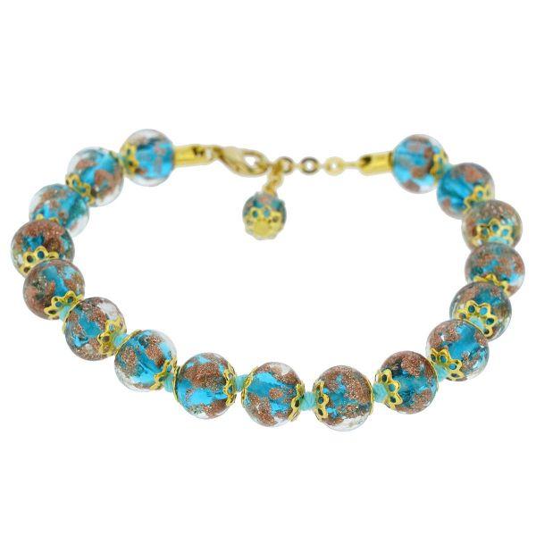 Sommerso Bracelet - Teal
