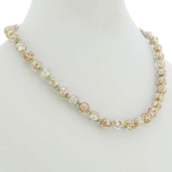 Sommerso Necklace - Aqua