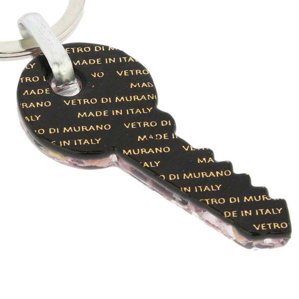 Key to Murano Keychain #5