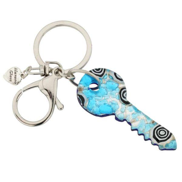 Key to Murano Keychain #7
