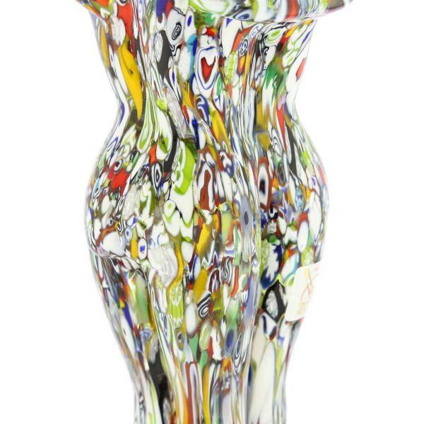 Murano Glass Millefiori Lovers - Large