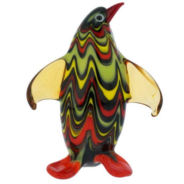 Festooned Glass Penguin