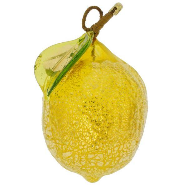 Murano Glass Lemon