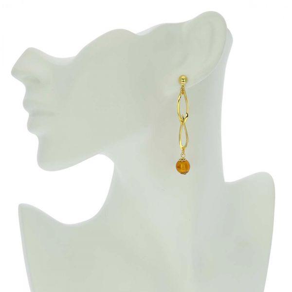 Dangle Earrings Ponte Vecchio
