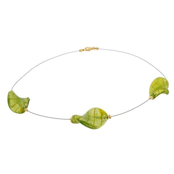 Venetian Waves Necklace