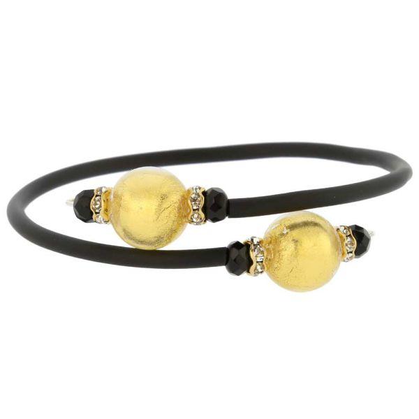 Venetian Glamour Bracelet - Liquid Gold