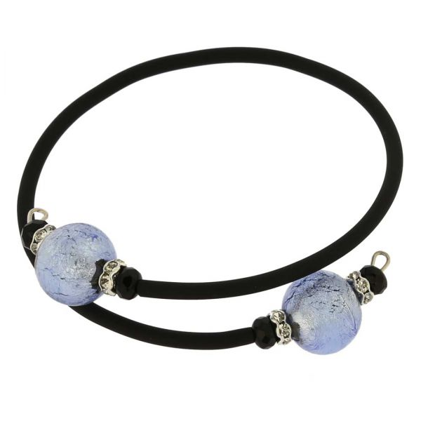 Venetian Glamour Bracelet - Silver Ice