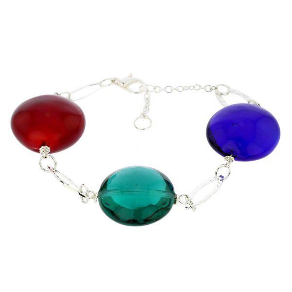 Murano Bracelet Vivace - Color Burst