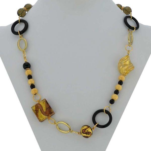 Notte D\'Oro Necklace