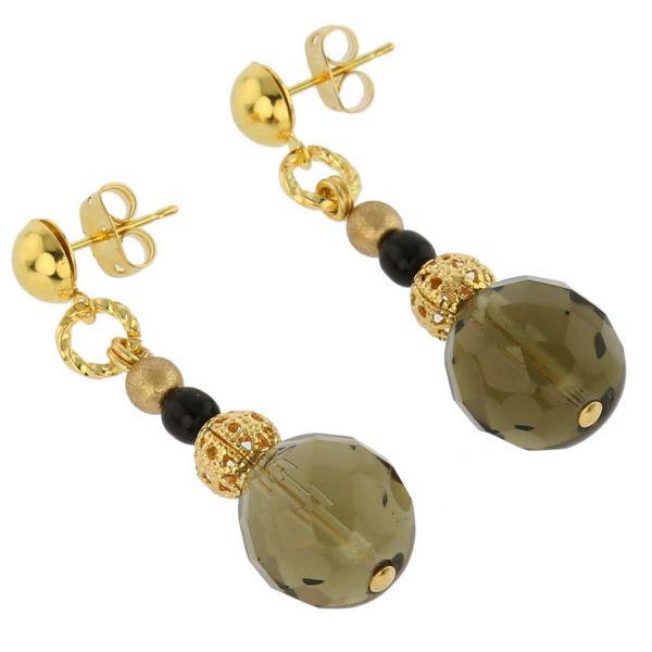 Notte D\'Oro Earrings