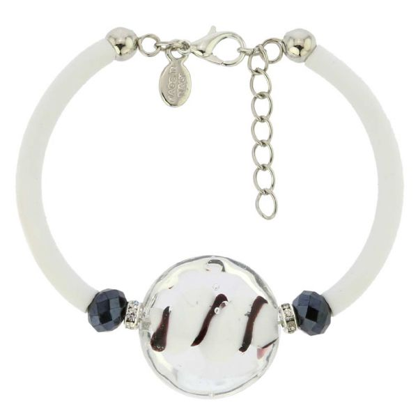 Venice Diva Bracelet - Silver Ice