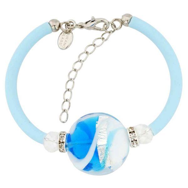 Venice Diva Bracelet - Sparkly Blue