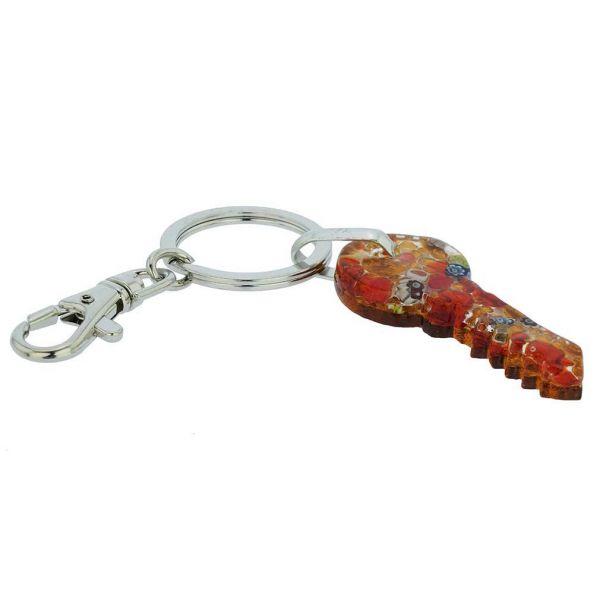 Key to Murano Keychain #2
