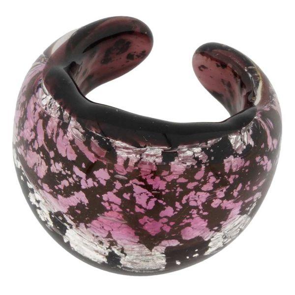 Murano Millefiori Ring #7