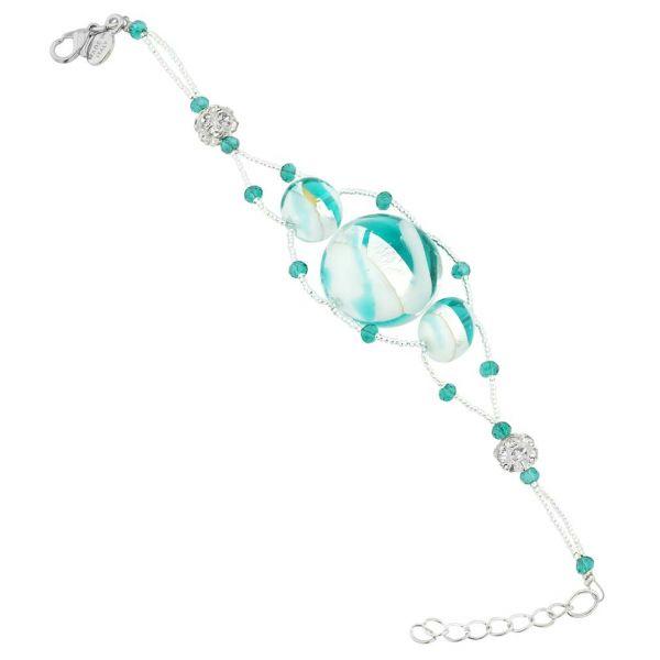 Venetian Dream Bracelet - Green