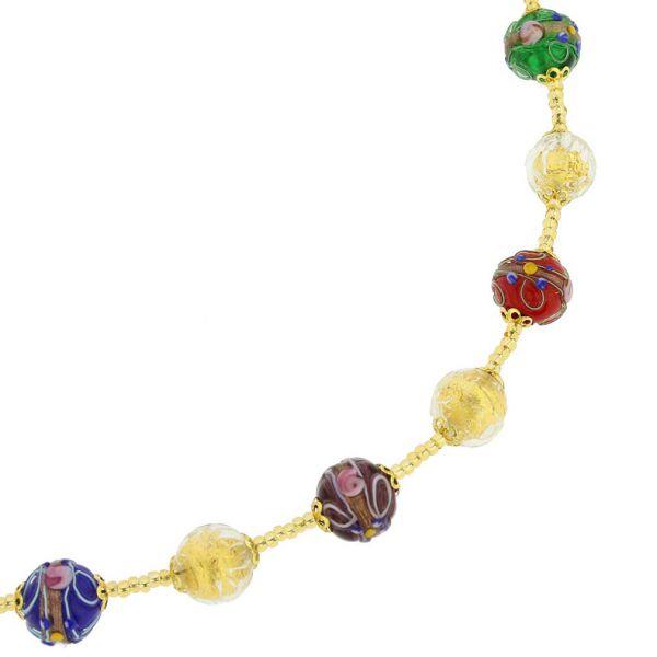 Magnifica Necklace - Multicolor