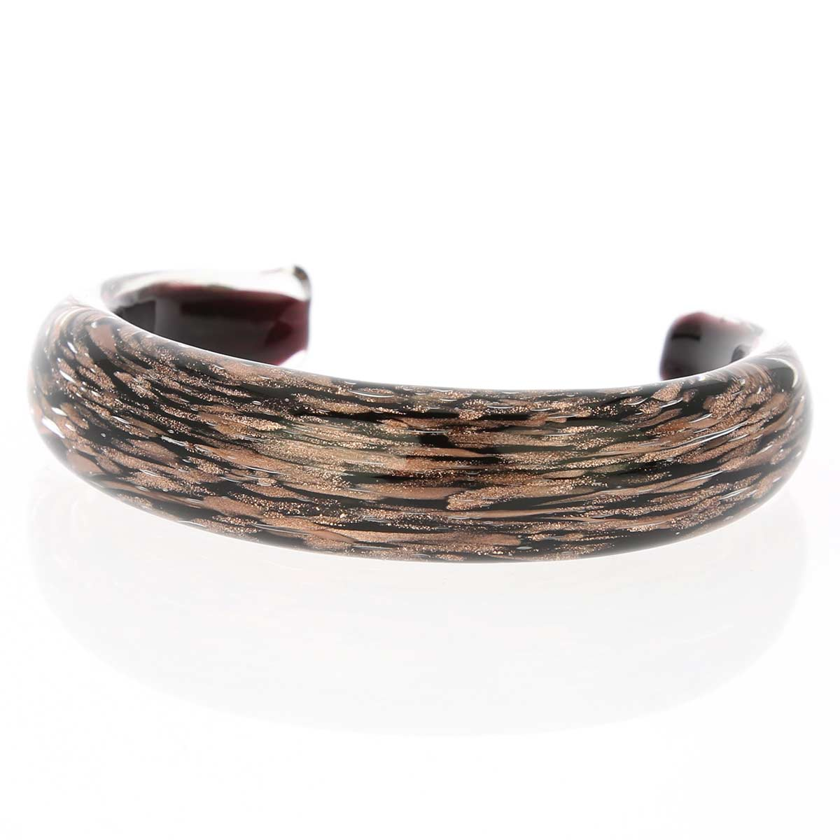Starlight bangle bracelet- black