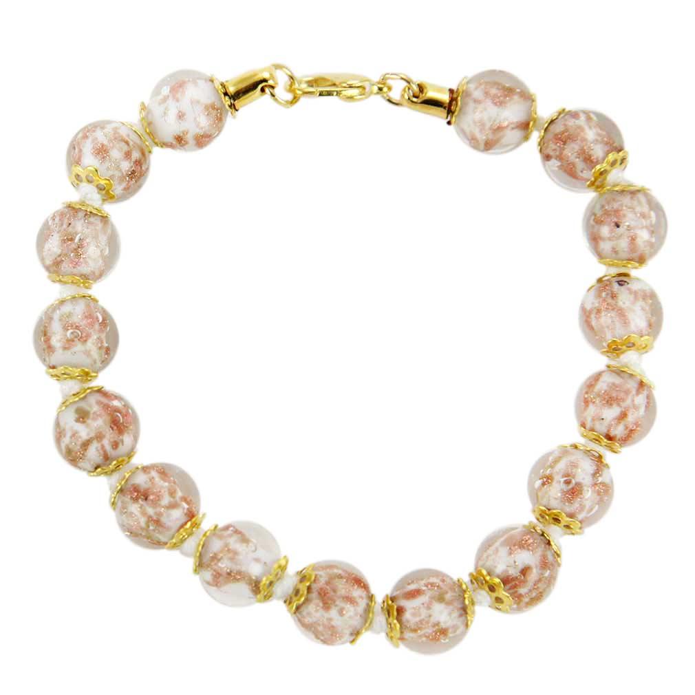 Sommerso Bracelet - Milky White